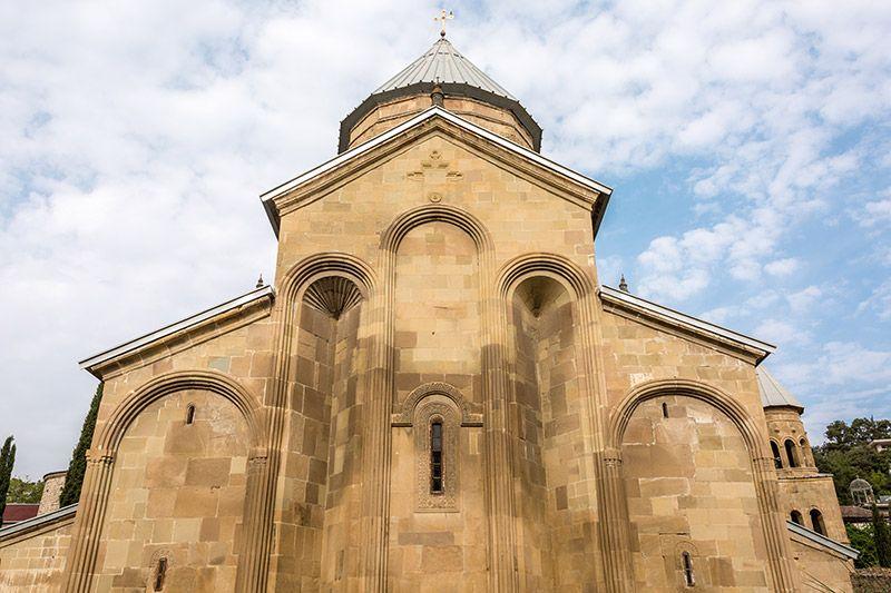 Samtavro main cathedral