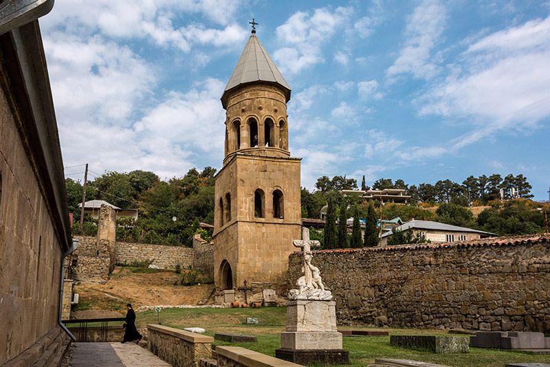 Samtavro - bell-tower