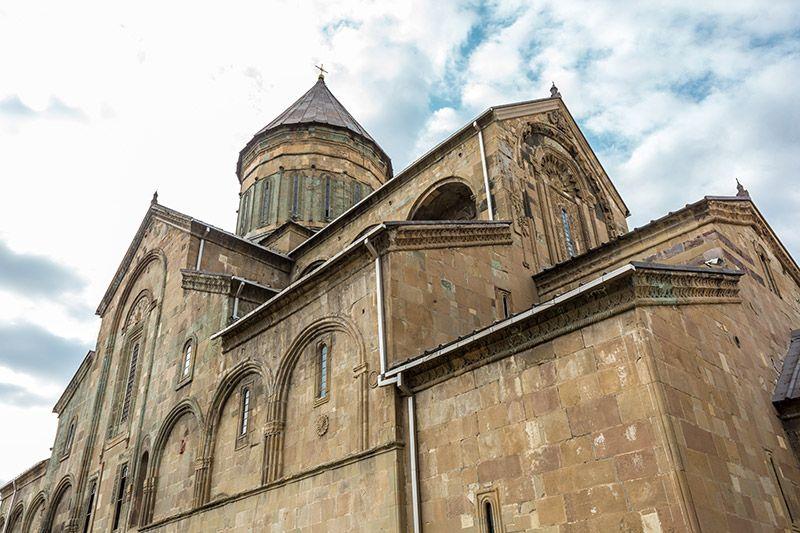 Svetitskhoveli - western facade