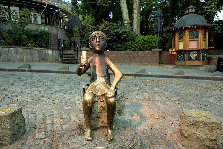 """Sculpture """"Tamada"""""""