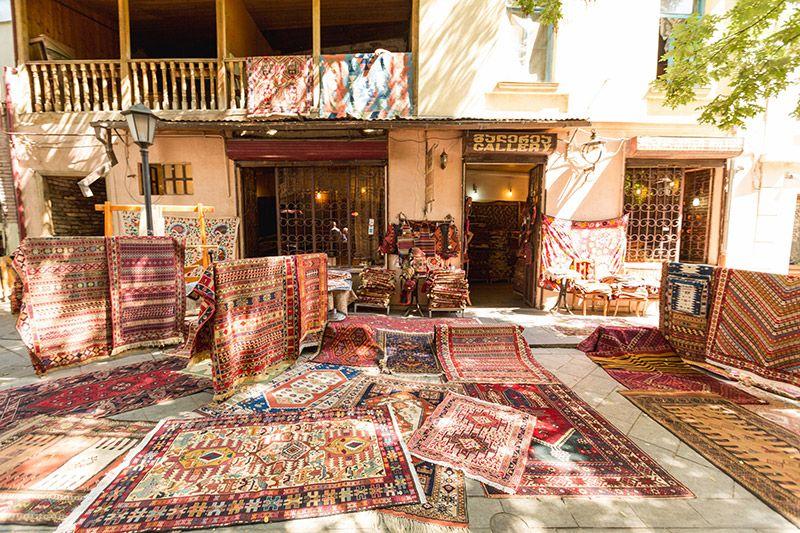 Caucasian carpets gallery