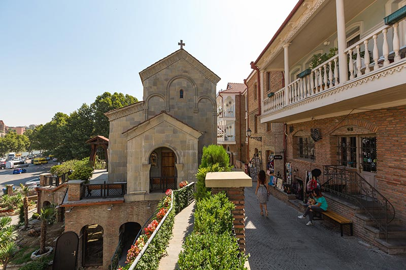 The Church of Forty Martyrs